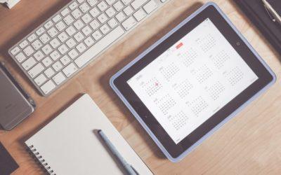 Come pianificare il calendario di un blog